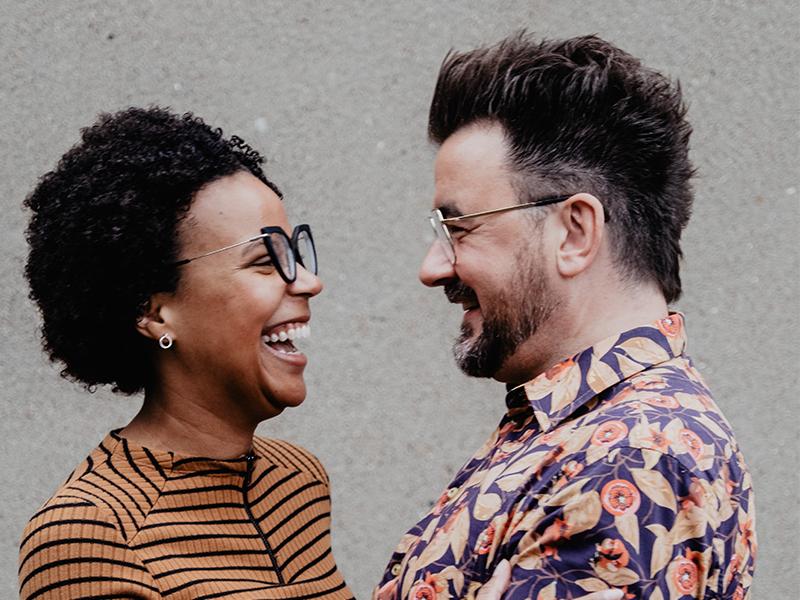 Jan & Iris Brillenliefde